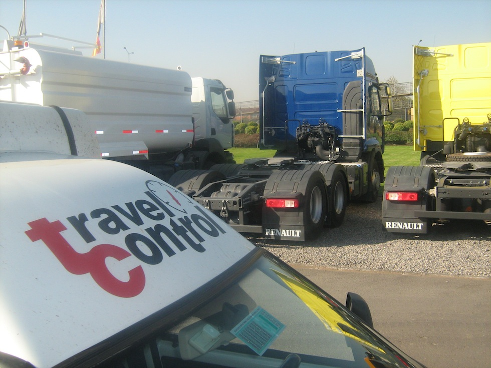 travelcontrol tachographs