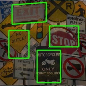TRAFFIC SIGN RECOGNITION ADAS